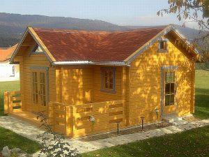 Holzhaus Schweden