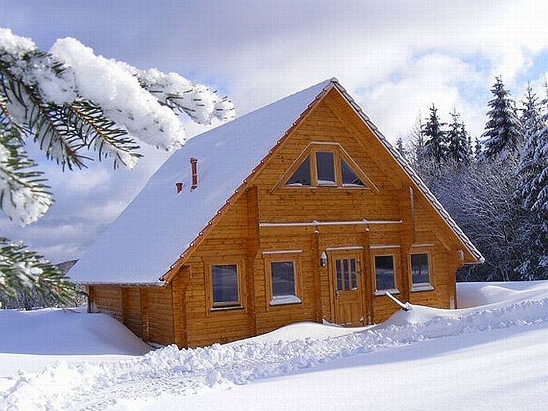 Blockhaus Norwegen