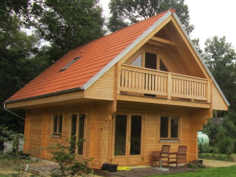 Holzhaus Fjord