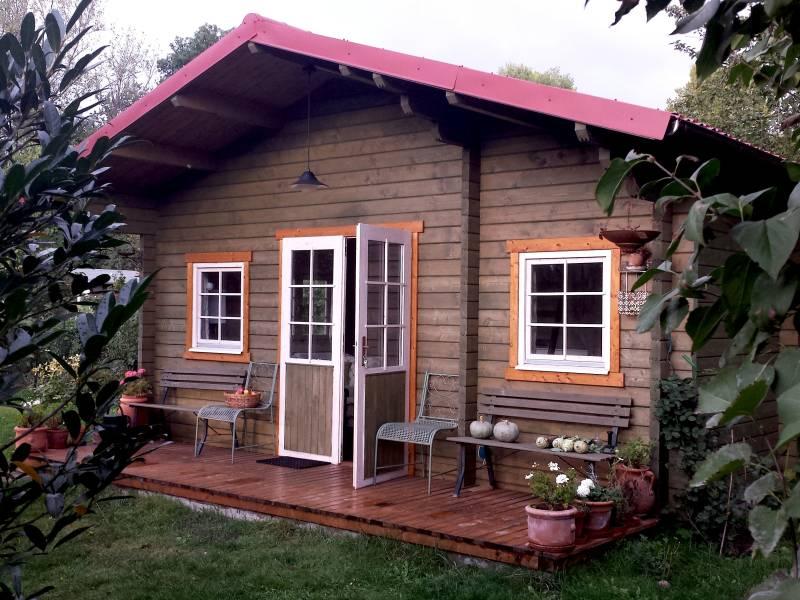 Schlafbodenhaus Bodensee